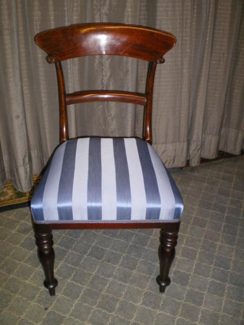 mahagoni stuhl antike m bel antiquit ten restauration bracciali m nchen. Black Bedroom Furniture Sets. Home Design Ideas