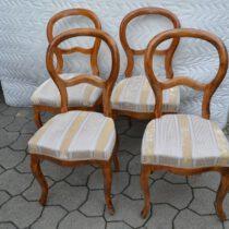 Wiener Barock Stühle